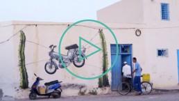 Bienvenue à Djerbahood #3 : Balade à Erriyadh